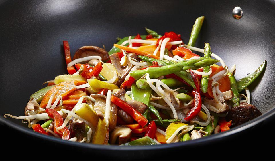 Asiatische Kochtradition